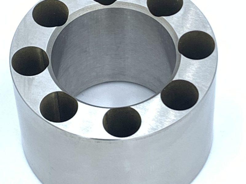 スプリングホルダー 圧造機械部品