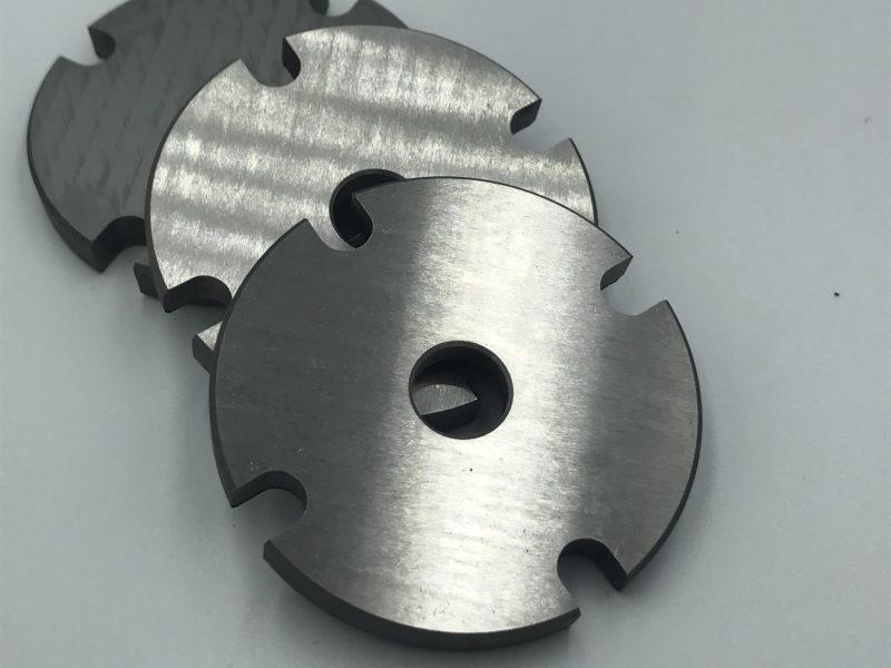 鋳造プレート加工品