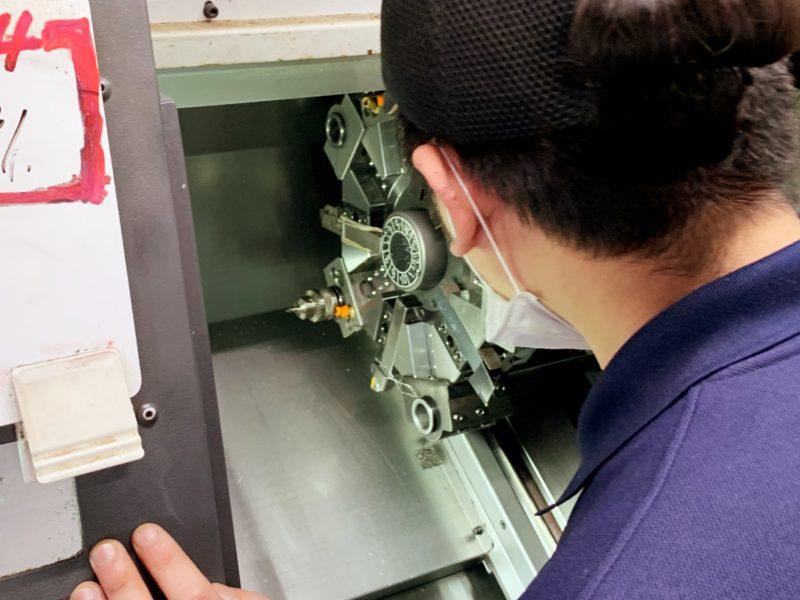 特殊鋼・ダイス鋼 の優れた加工サービスを実現する設備 その6