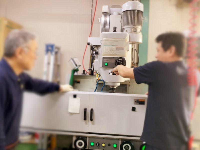 特殊鋼・ダイス鋼 の優れた加工サービスを実現する設備 その5
