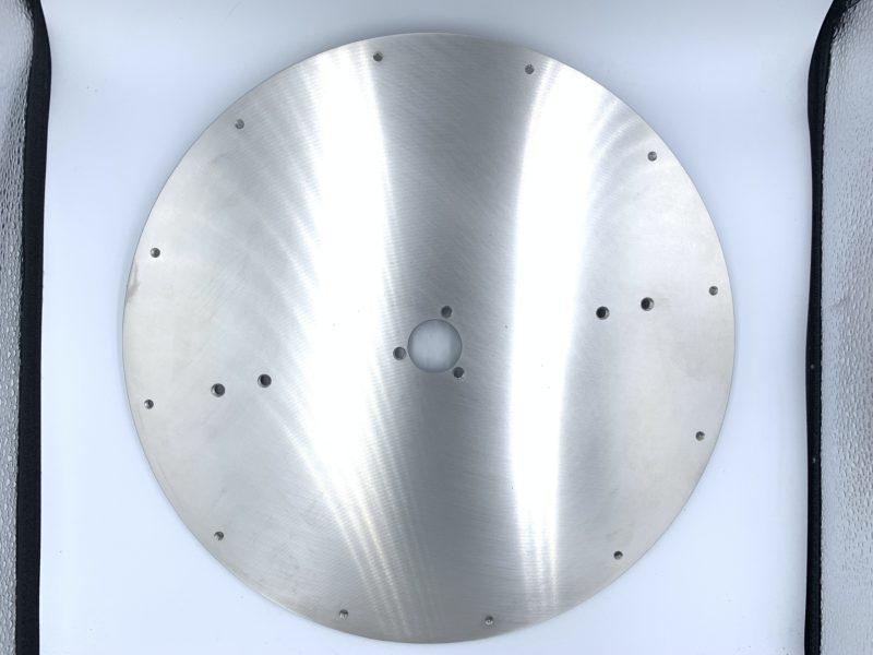 円盤用鉄板