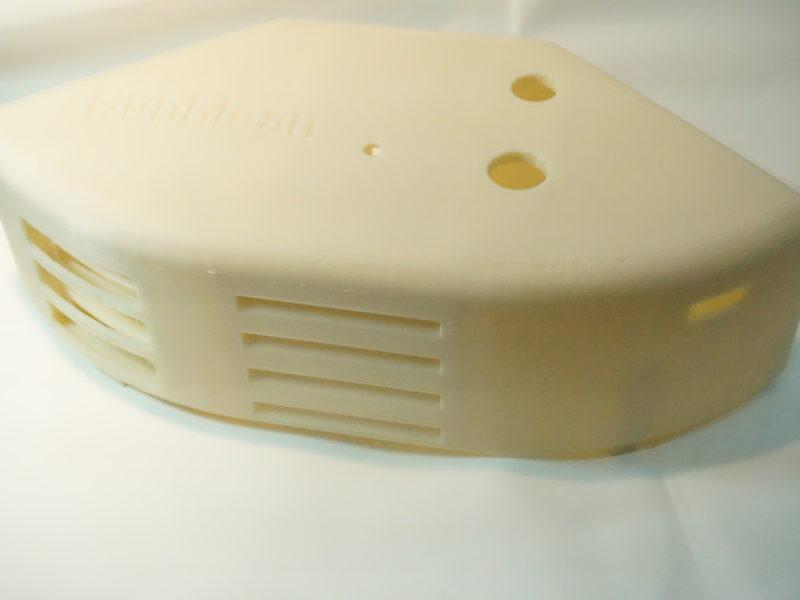 マイクロバブル・オゾン発生装置ボディ(3Dプリンタによる造形)